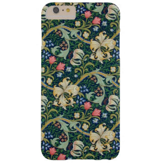 Goldenes Lilien iPhone 6/6S plus kaum dort Fall Barely There iPhone 6 Plus Hülle