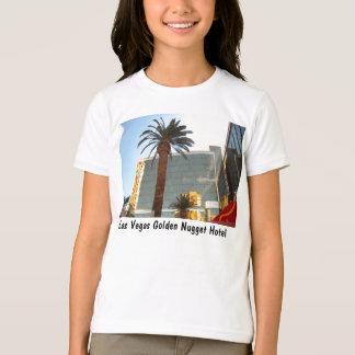 Goldenes Nugget-Hotel Las Vegass T-Shirt