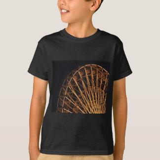 Goldenes Rad T-Shirt