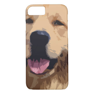 Goldenes Retriever.png iPhone 8/7 Hülle