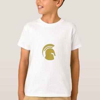 Goldenes spartanisches persönliches Training Rob T-Shirt