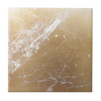 Goldmarmorfolie Kleine Quadratische Fliese