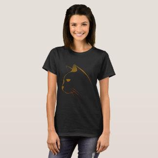 GoldMiezekatze T-Shirt
