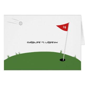 Golf Karte