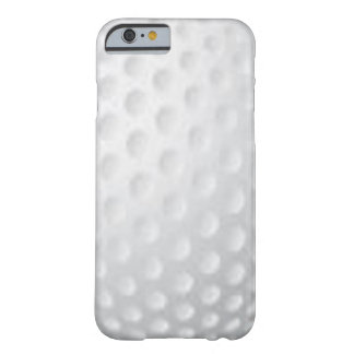Golfballentwurf Barely There iPhone 6 Hülle