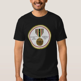 GOLFKRIEG-VETERAN des STERN-1CAMPAIGN T-Shirt