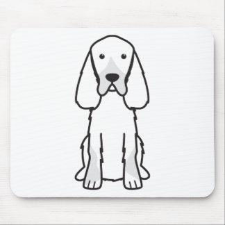 Gordon-Setzer-HundeCartoon Mauspads