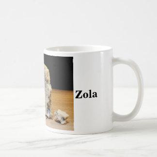 Gorgonzola-Wortspiel-Tasse Kaffeetasse
