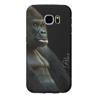 Gorilla-Foto
