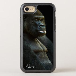 Gorilla-Foto OtterBox Symmetry iPhone 8/7 Hülle