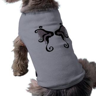 Gotische feenhafte Flügel T-Shirt