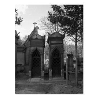 Gotische Krypten Postkarte