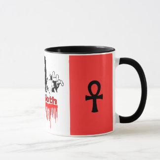 Gotische Vampire-Tasse Tasse