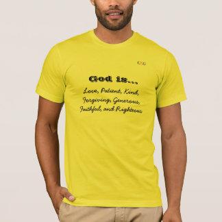 Gott ist… T-Shirt