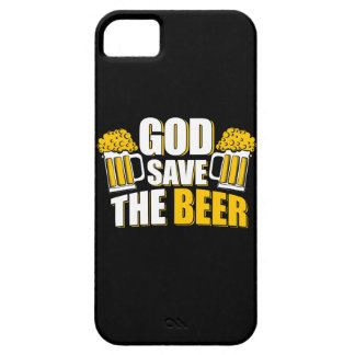 Gott retten das Bier Schutzhülle Fürs iPhone 5
