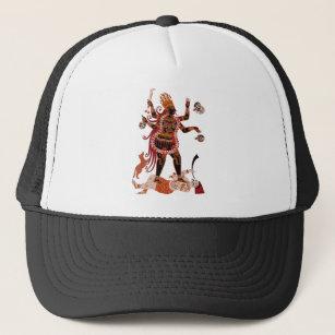 Göttin Kali Truckerkappe