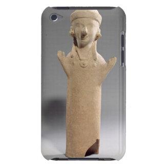 Göttin oder Anbeter mit den angehobenen Armen, Fig iPod Touch Cover