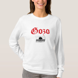 Gozo Flagge T-Shirt