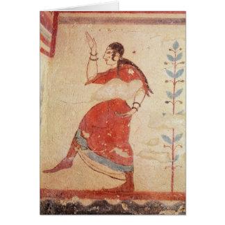 Grab der Akrobaten, Sonderkommando eines Tänzers Karte