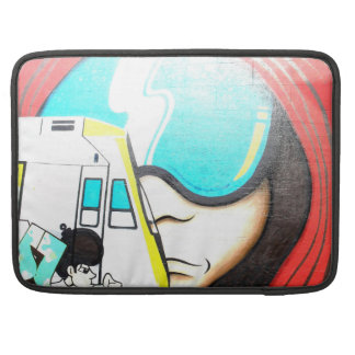 "Graffit coole Macbook Prohülse 15"" MacBook Pro Sleeves"