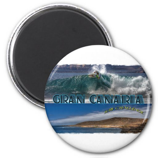 Gran Canaria Brandungs-Herausforderung Magnets