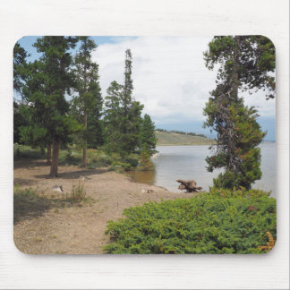 Granby See in Colorado Mousepads
