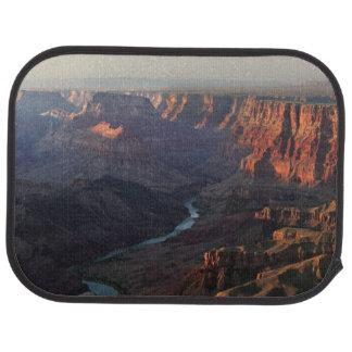 Grand Canyon und der Colorado in Arizona Autofußmatte
