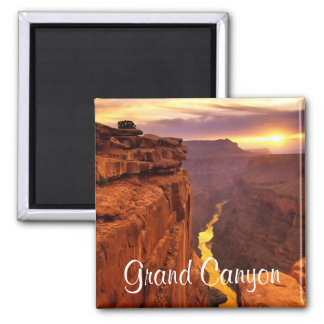 Grand- CanyonNationalpark-Arizona-Sonnenuntergang- Kühlschrankmagnete