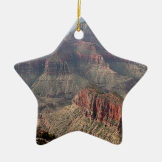 Grand- Canyonnordkante, Arizona, USA 6 Keramik Stern-Ornament