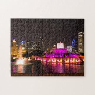 Grant-Park Chicago Puzzle