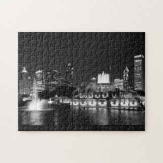 Grant-Park-ChicagoGrayscale Puzzle