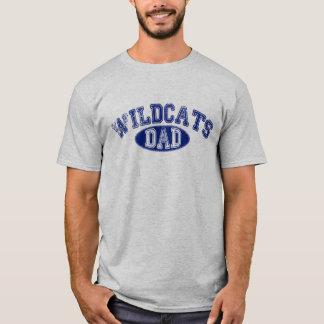 Grau-T-Stück VATI Wildkatzen-SS T-Shirt