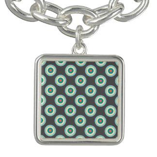 Graue Kombinations-Kreise durch Shirley Taylor Armbänder