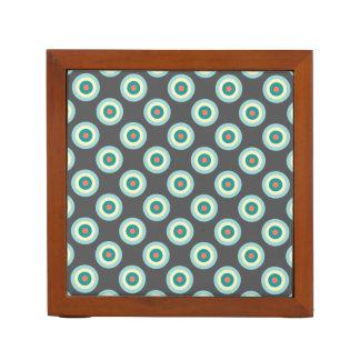 Graue Kombinations-Kreise durch Shirley Taylor Stifthalter