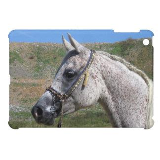 Graues Beduoin arabisches Stute iPad Minifall iPad Mini Hülle