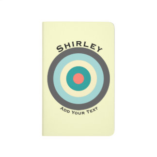 Graues Kombinations-Bullauge durch Shirley Taylor Taschennotizbuch