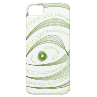 Green Eye iPhone 5 Etui