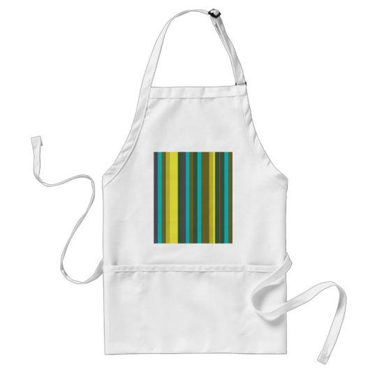 Green_stripes Schürze