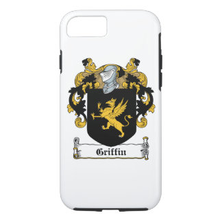 Greif-Familienwappen iPhone 8/7 Hülle
