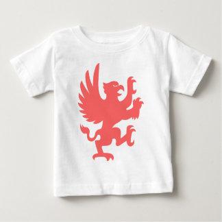 Greif zügellos baby t-shirt
