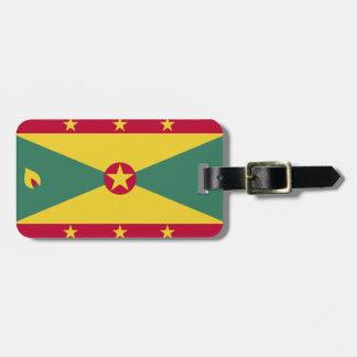 Grenada-Flagge Kofferanhänger