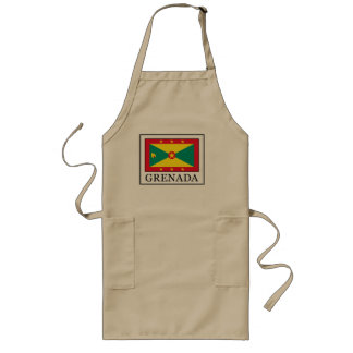 Grenada Lange Schürze