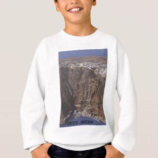 Griechenland Santorini (St.K) Sweatshirt