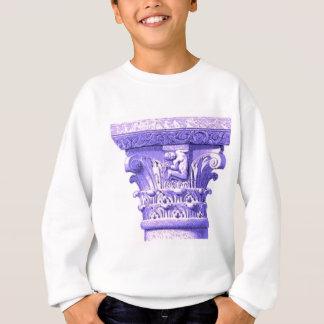 griechische römische Spalte 2 Sweatshirt