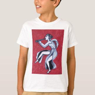 Griechischer Tänzer T-Shirt