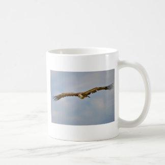 Griffon Geier im Flug Tasse