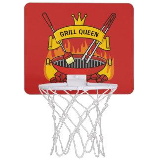Grill-Königin Mini Basketball Ring