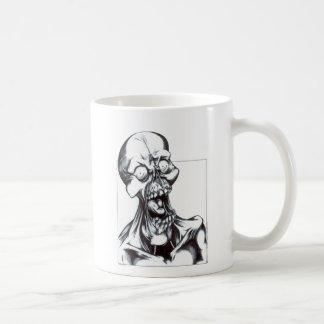 Grinsender Ghoul Kaffeetasse