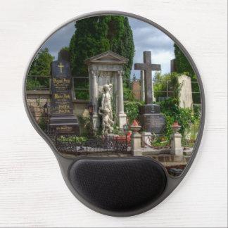 Grinzinger Friedhof Gel Mousepad