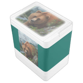 Grizzlybär Kühlbox